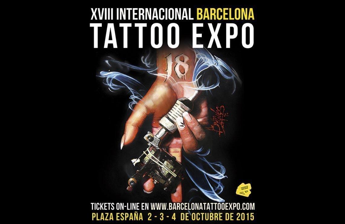 XVIII Internacional Tattoo Expo de Barcelona