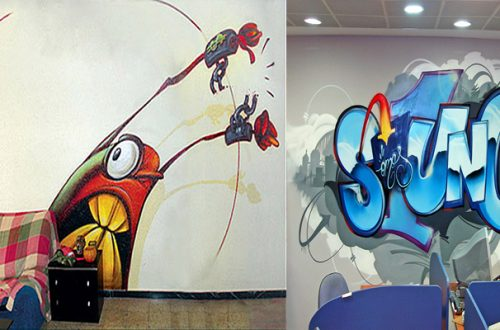 Taller de Graffiti en Madrid