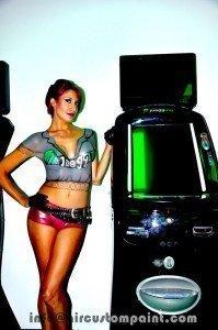 Body Paint para Game Sport Juegging en Brunete por Air Custom Paint