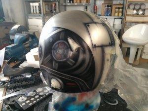 Mechanic Skull 004