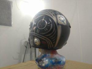 Mechanic Skull 014