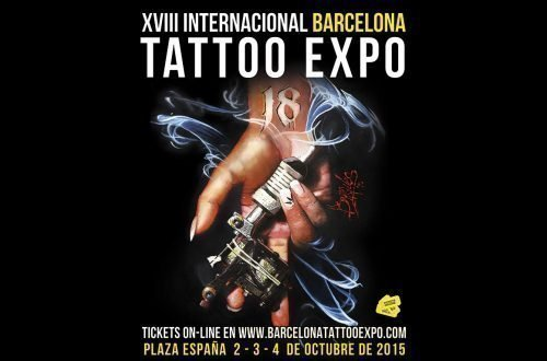 XVIII Internacional Tattoo Expo de Barcelona