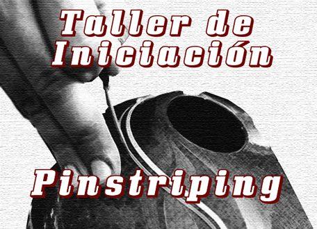 Taller de Iniciación al Pinstriping