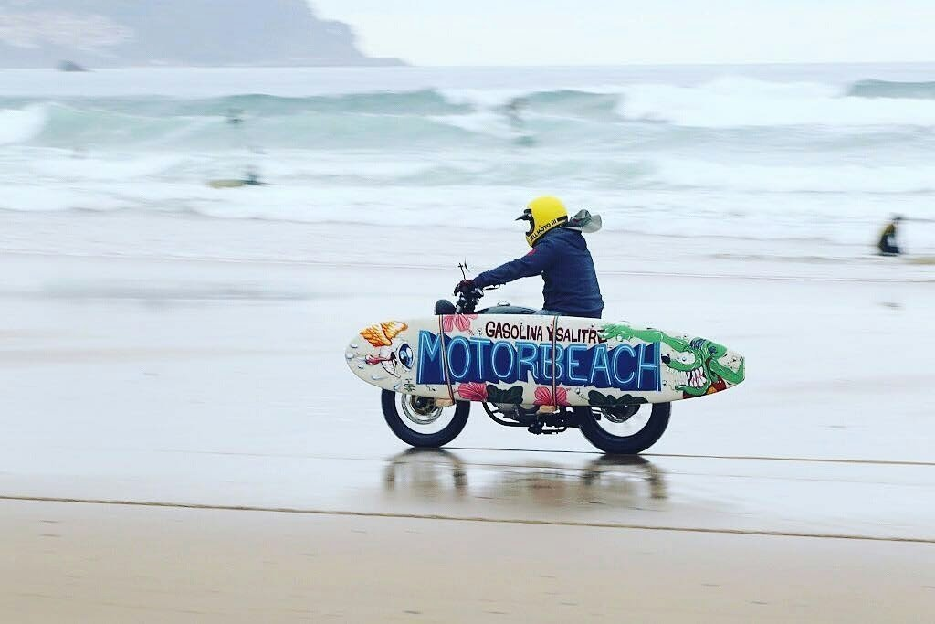 Tabla de Surf MotorBeach RatFink