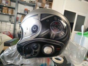 Mechanic Skull 003