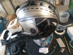 Mechanic Skull 008