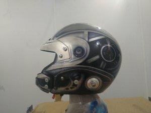 Mechanic Skull 013