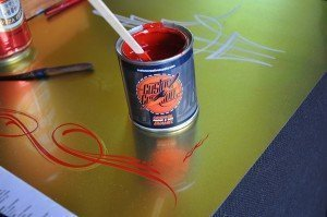Air Custom Paint - talleres de pinstriping